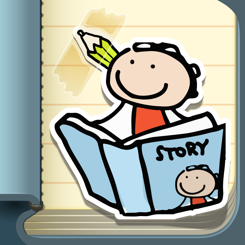 mzl.qnhayemo Kid in Story Book Maker by Locomotive Labs  Giveaway